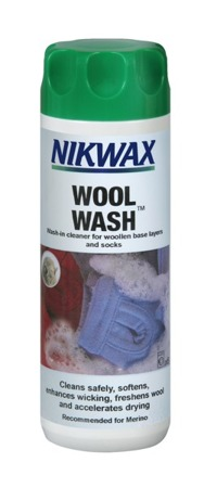 Środek piorący do wełny NIKWAX Wool Wash 300 ml (butelka)